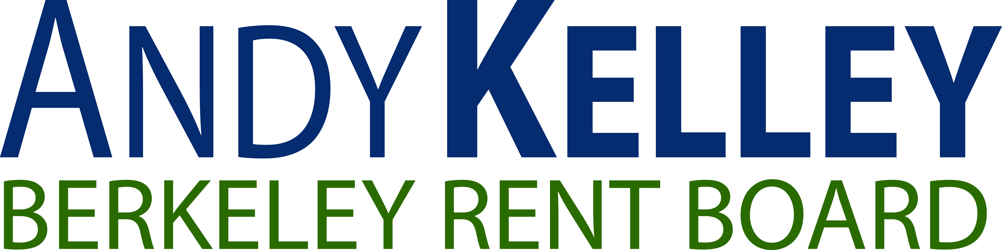 Andy Kelley for Berkeley Rent Board